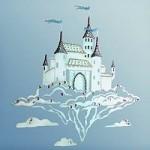 Картика Swarovski - Замок