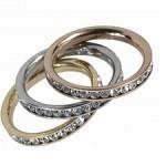 Кольца от Сваровски заменят бриллианты